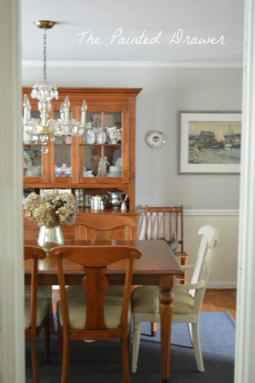 China Cabinet www.thepainteddrawer.com
