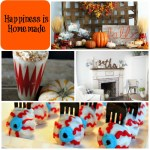 Happiness Is Homemade Link Party #143