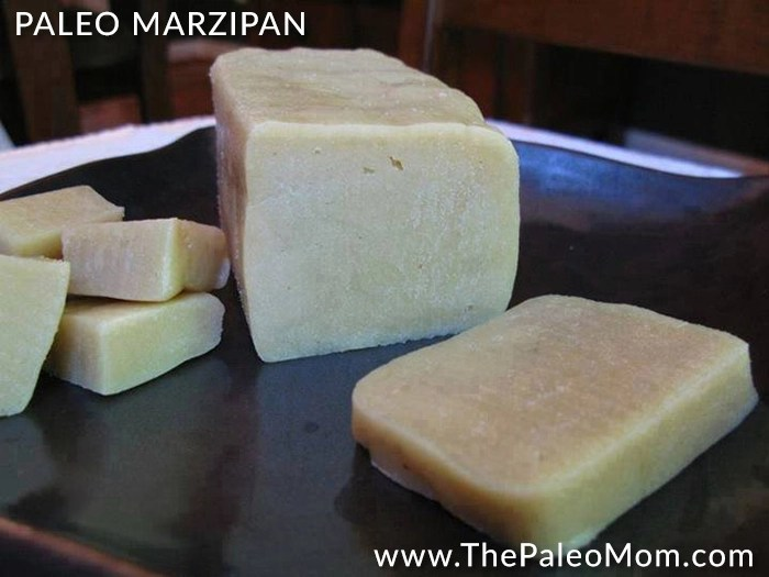 Paleo Marzipan Candy
