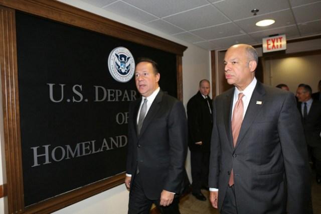 Varela at DHS