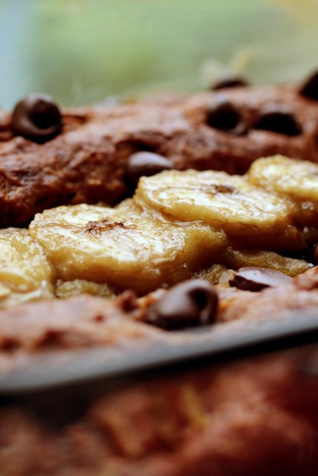 Avocado Banana Bread // The Pancake Princess