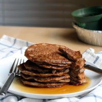 Pancake Fridays: Soaked Buckwheat Pancakes