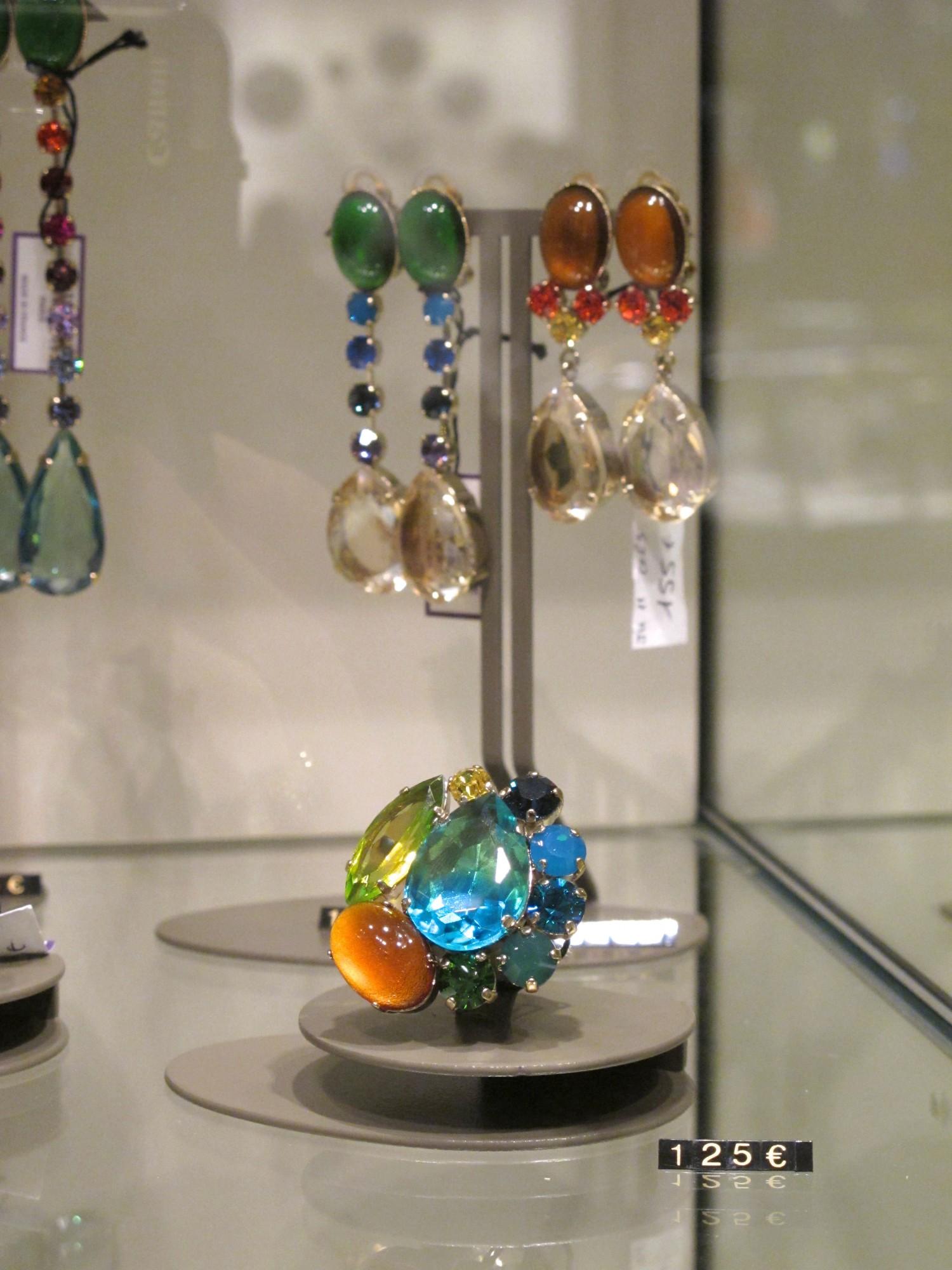 bijoux Galeries Lafayette
