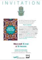 Parigramme invite au usée du monde arabe