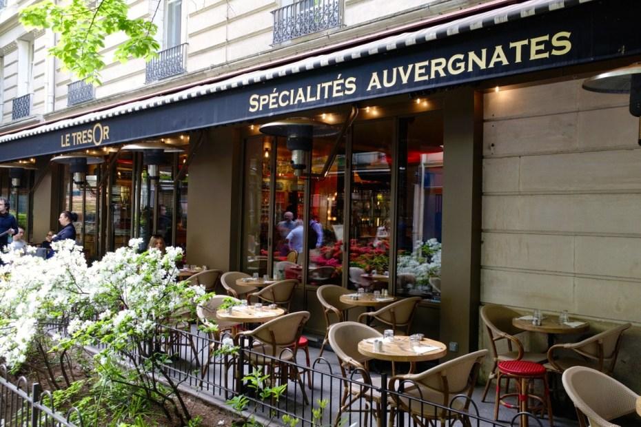 Restaurant Le Trésor