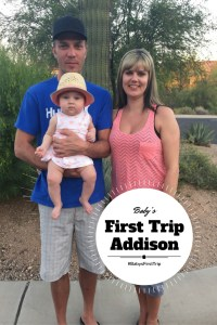 Baby's First Trip – Addison