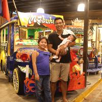 Gerry's Jeepney in Maginhawa, Quezon City