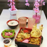 Tokyo Tokyo Sakura Sumo Meal