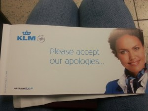 KLM: getting ahead of the game.