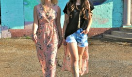 american fashionable kimono fashion blogger sisters trend multiple ways to style