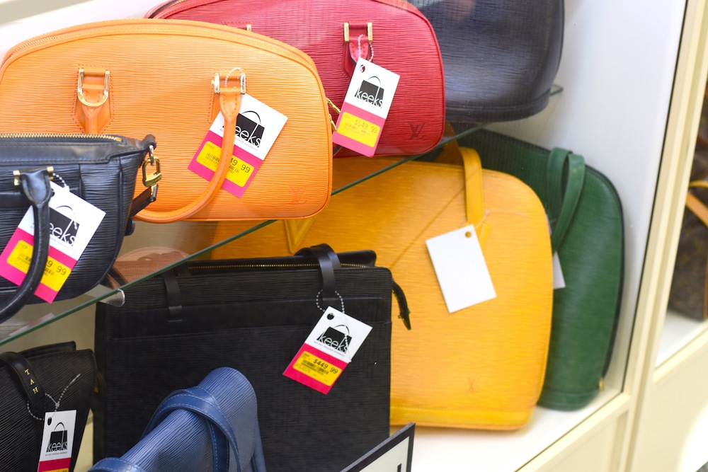 louis vuitton used bag sale