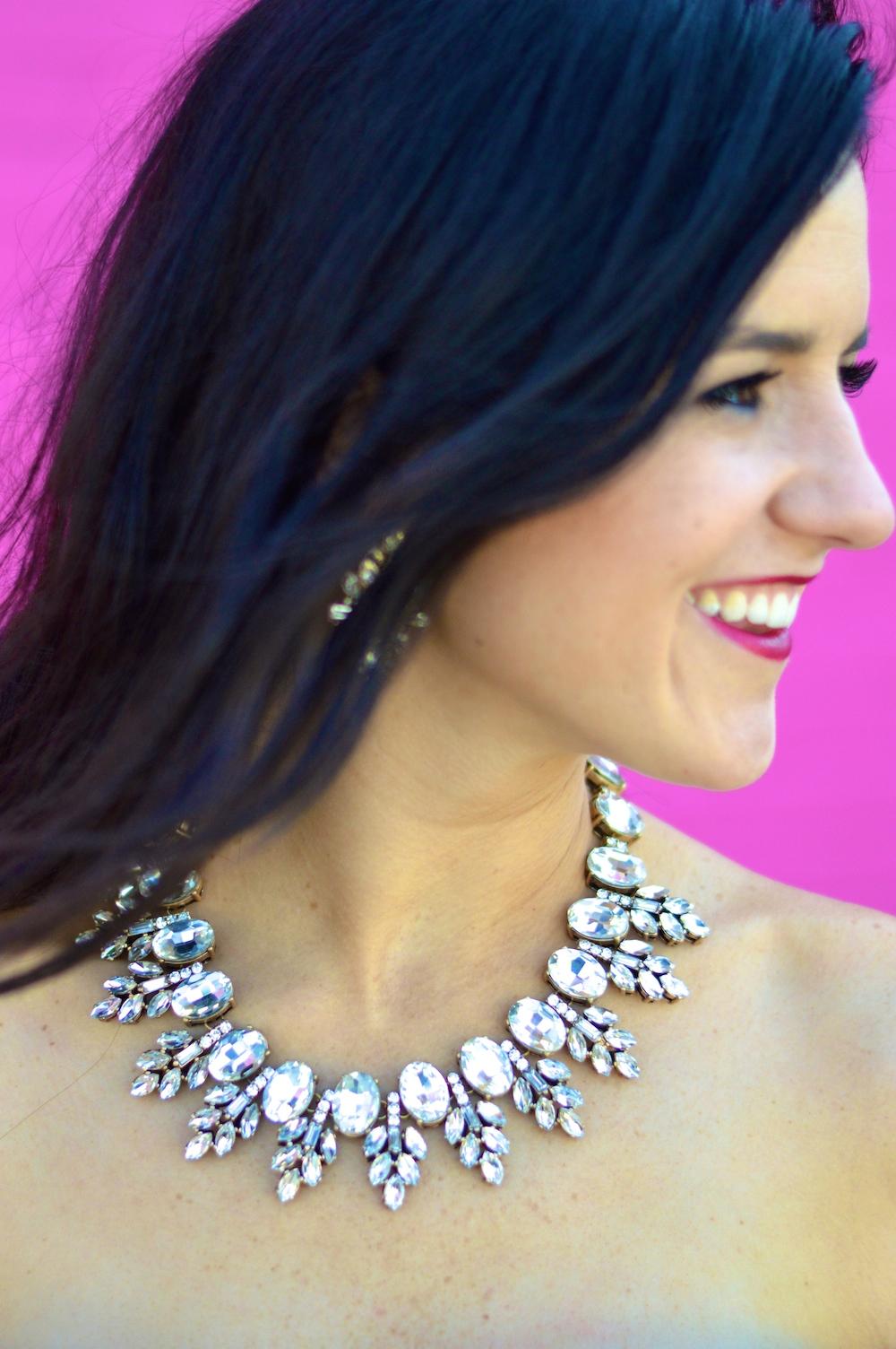 Accessory Concierge Diamond Collar