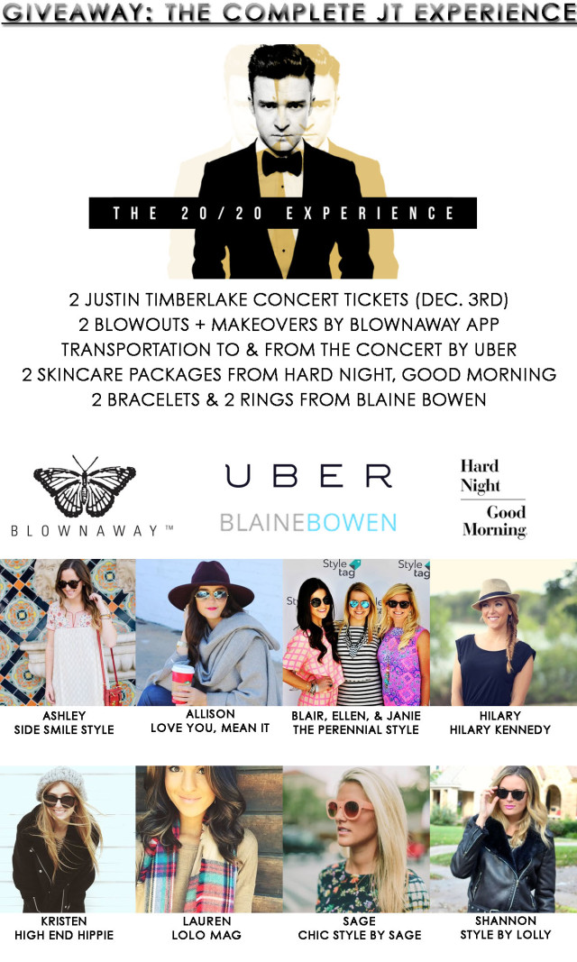 justin timberlake american airlines center dallas texas concert giveaway
