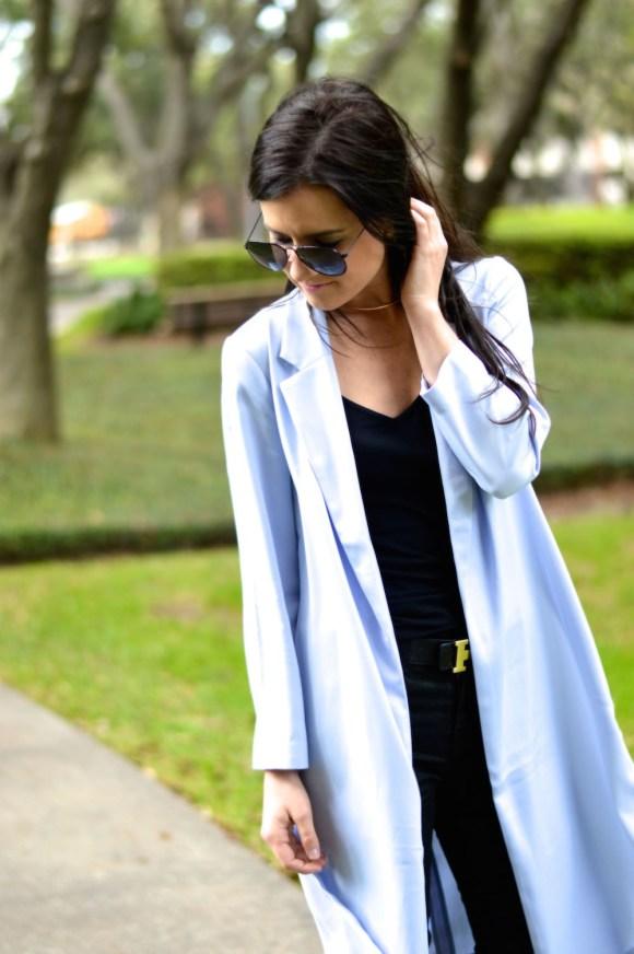 oversized spring blazer