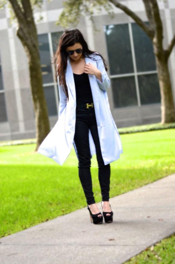 pastel blazer trend