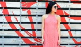 Preppy sun dress