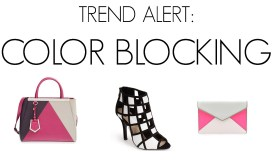 trend alert color blocking