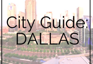 Dallas City Guide AOL Discover Affordable Trendy