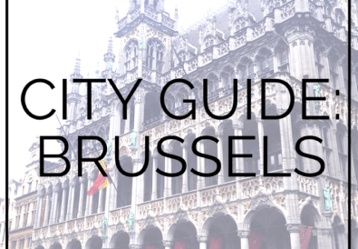 fashion blog city guide brussels belgium