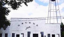 gruene music hall city guide