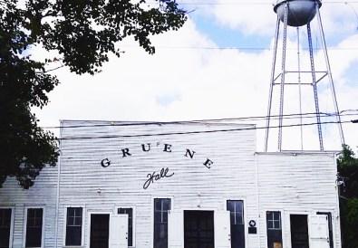 gruene music hall city guide