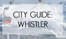 city guide whistler canada