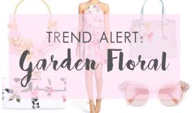 garden floral trend alert