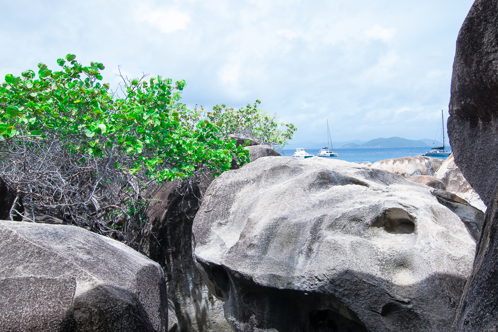 Virgin Gorda Baths BVI