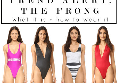 the frong swimsuit trend