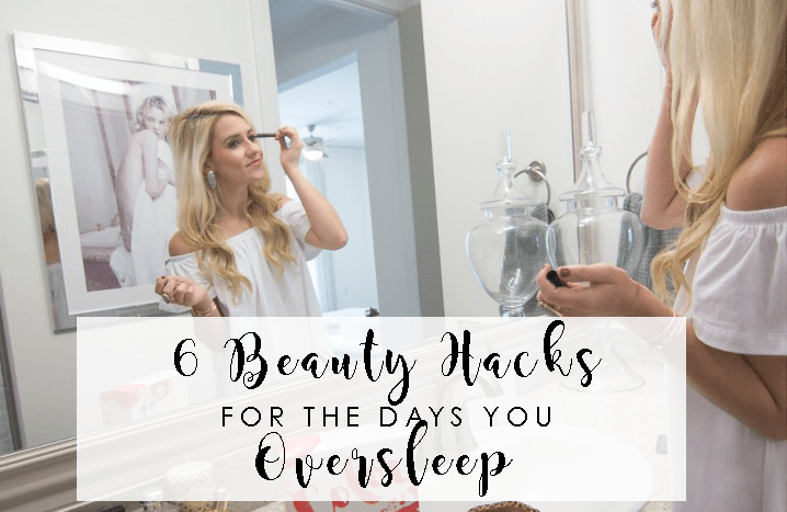 beauty-hacks-for-the-days-you-oversleep