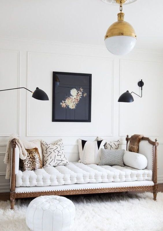 How To Make Antiques Look Modern
