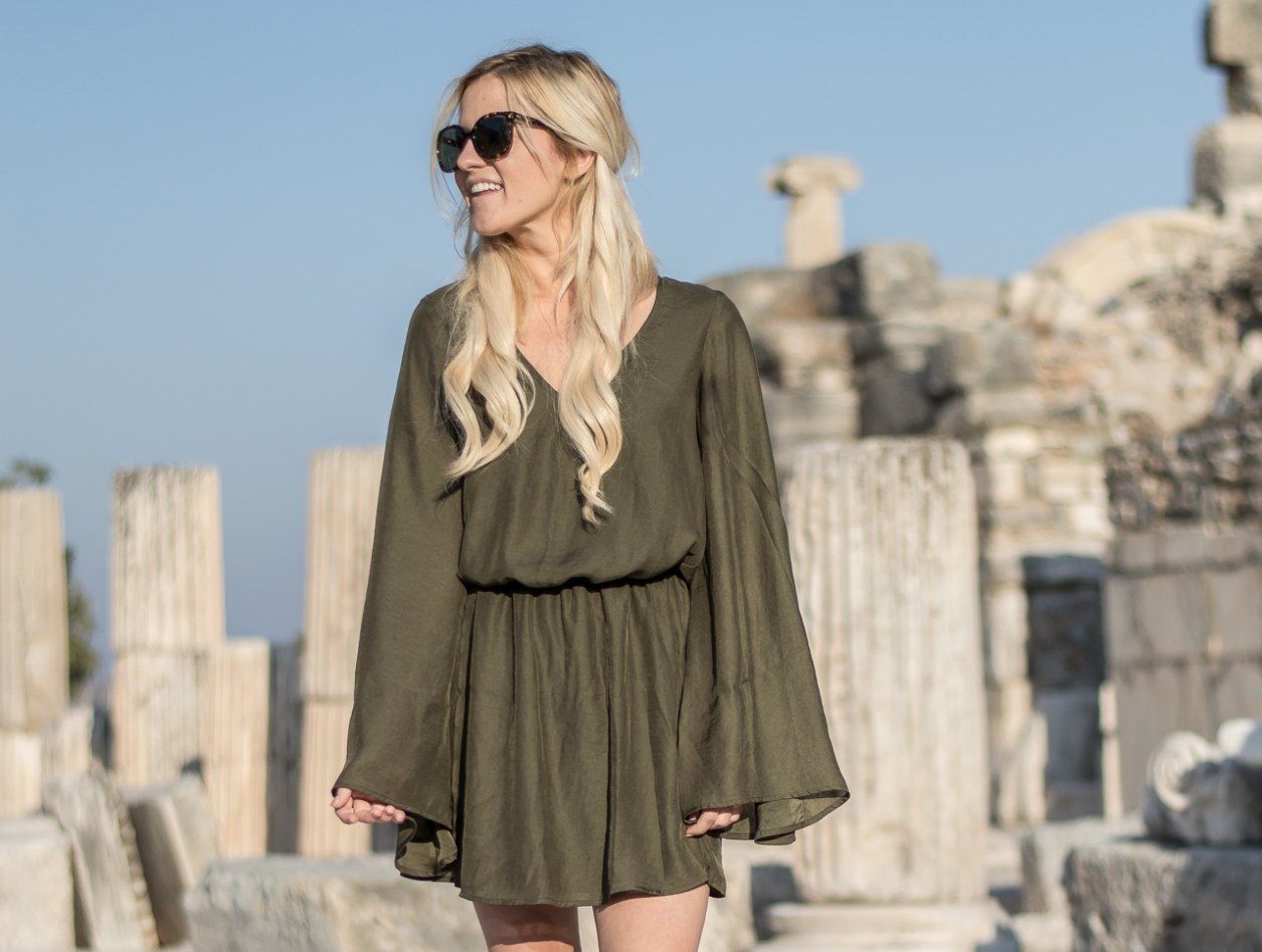 Ephesus Turkey Outfit
