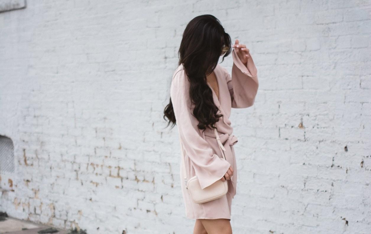 Blush Keepsake Wrap Dress (20 of 26)