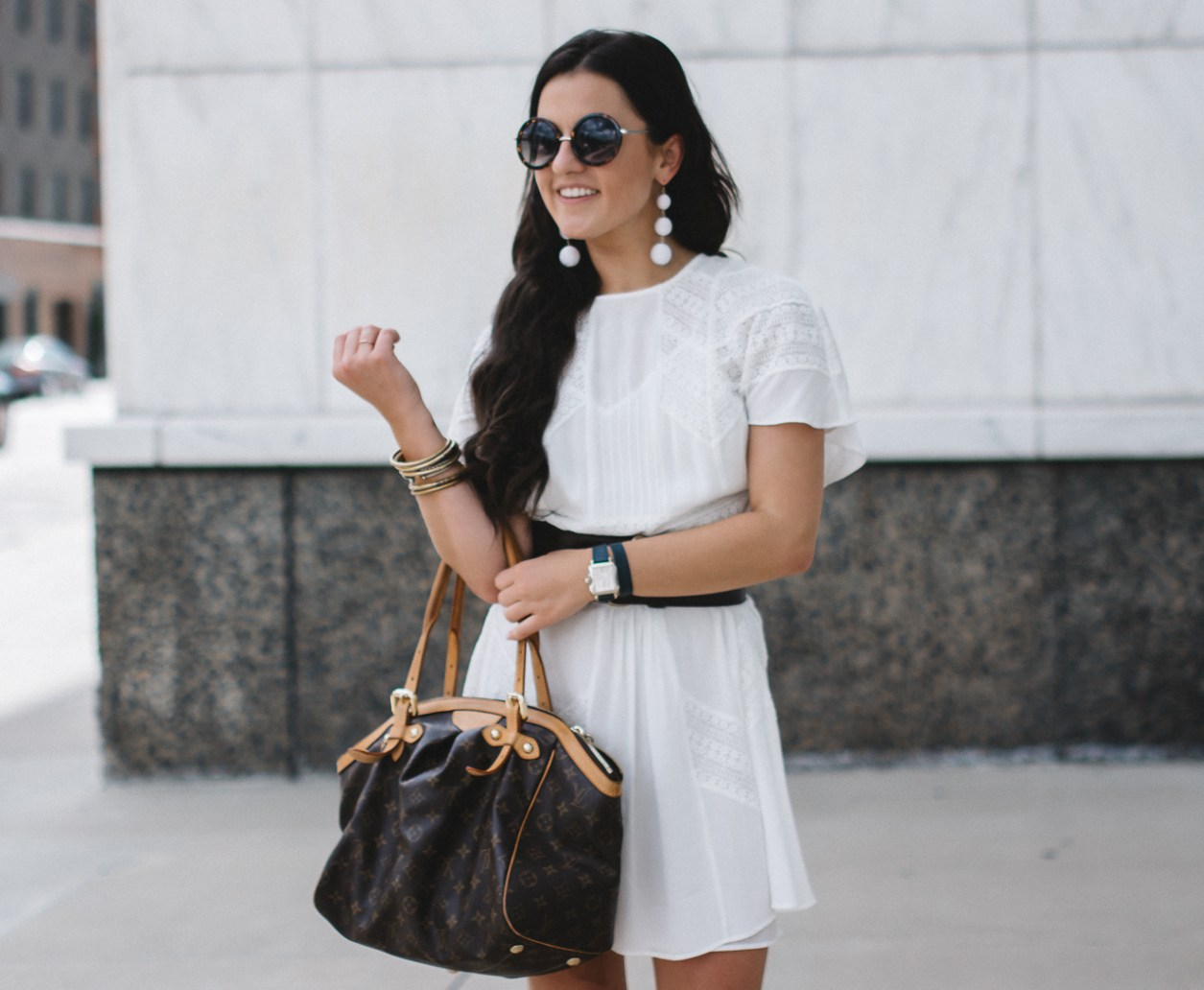 How To Wear A White Dress In Fall (9 of 17)