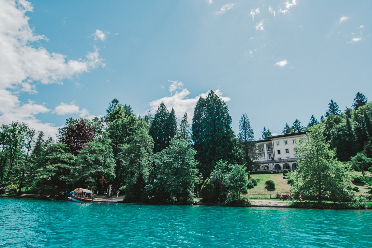 Vila Bled Slovenia