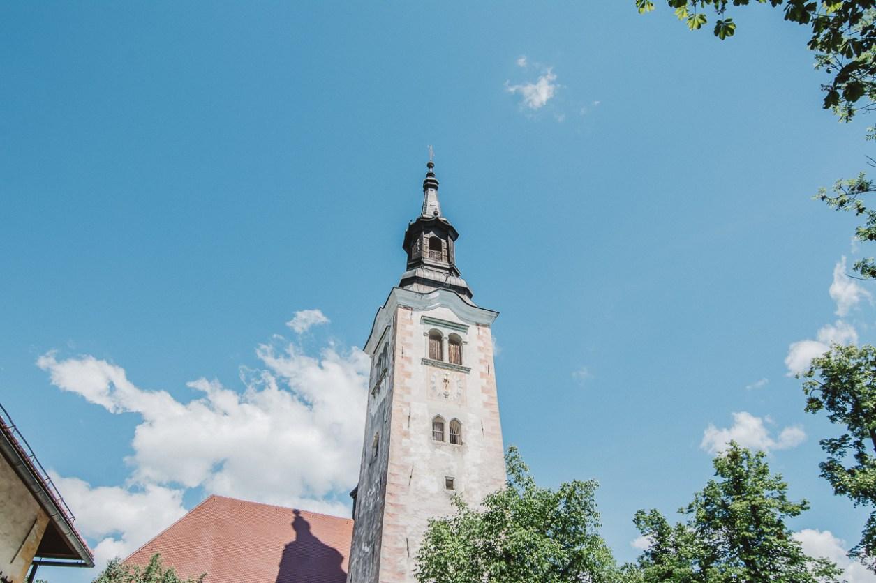Bled Church Slovenia