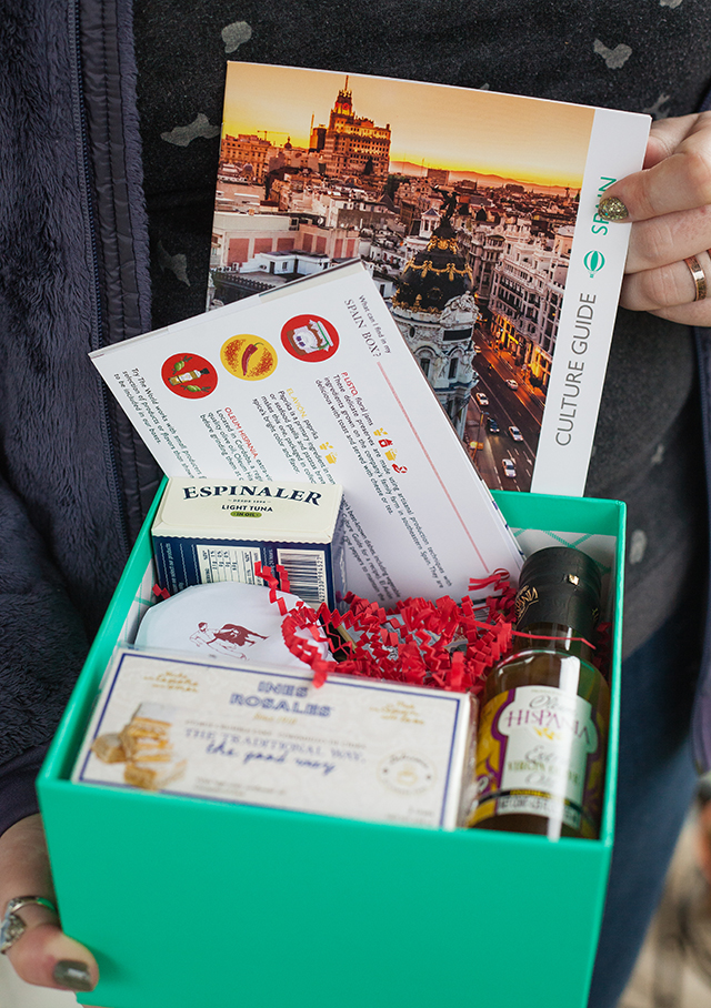 Try The World Spain Box