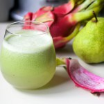 Dragon Fruit Pear Juice and The Cleanse: Day 12