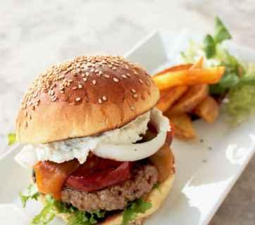 Country burger recipe summer bbq secrets for the perfect hamburger