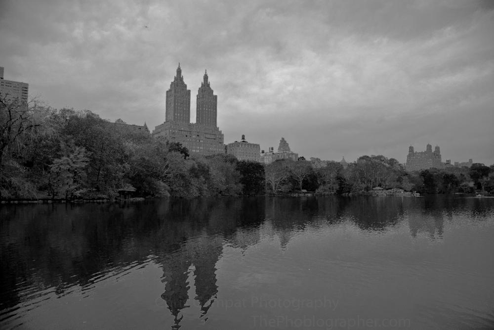 Chris Gampat Black and White Photo (1 of 1)