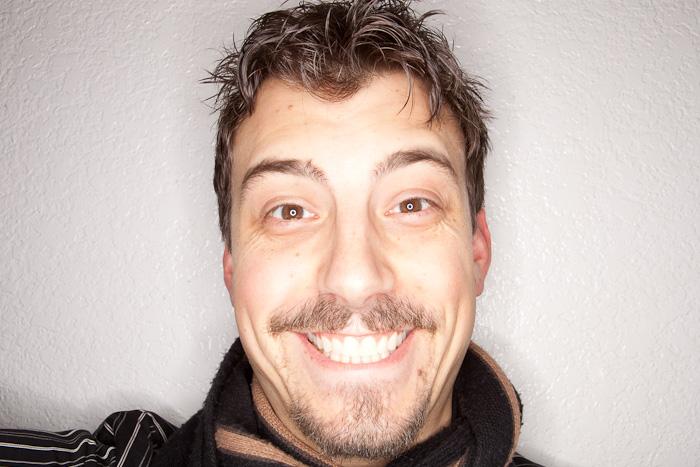 My (Post-Movember) Mug