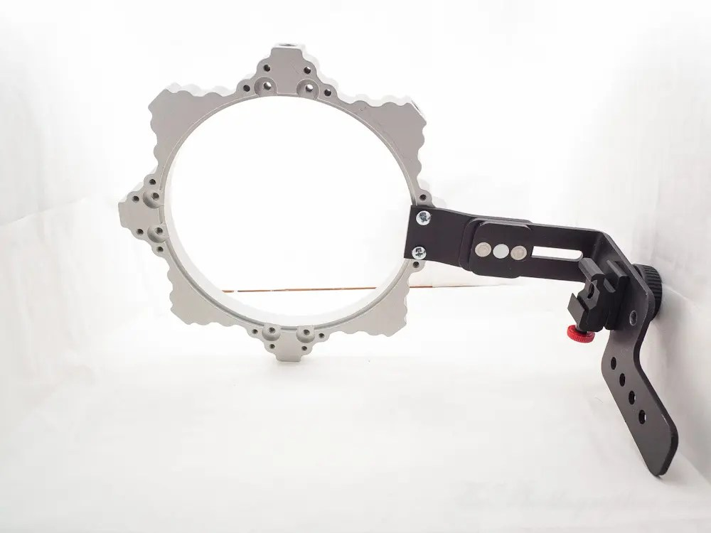 Chris Gampat The Phoblographer Chimera Speedring with Softbox for Speedlites review (1 of 9)