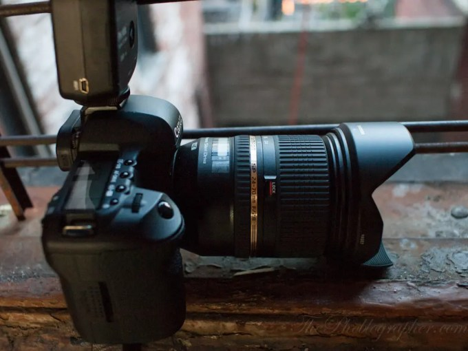 Chris Gampat The Phoblographer Tamron 24-70mm f2.8 VC II review photos product photos (1 of 10)
