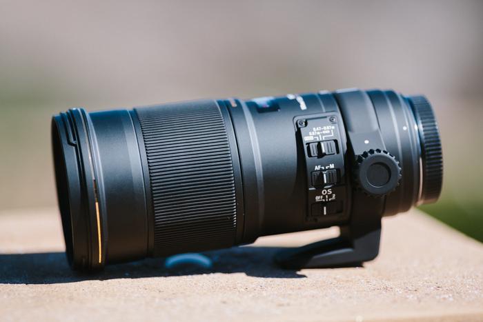 Sigma 180mm f/2.8 Macro OS