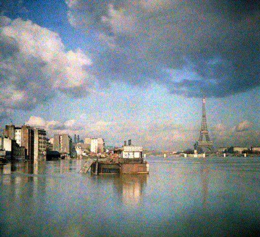 January 30, 1910 - Seine Flood