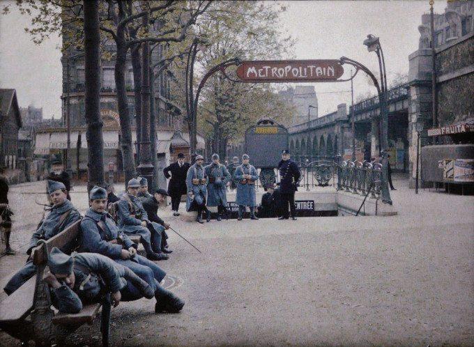 Boulevard Exelmans