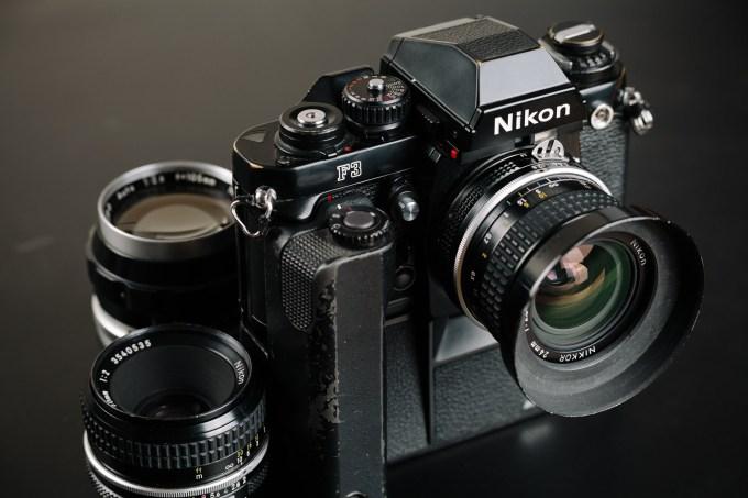 Nikon F3 Kit