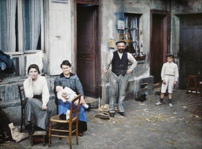 Rue du Pot de Fer - 1914