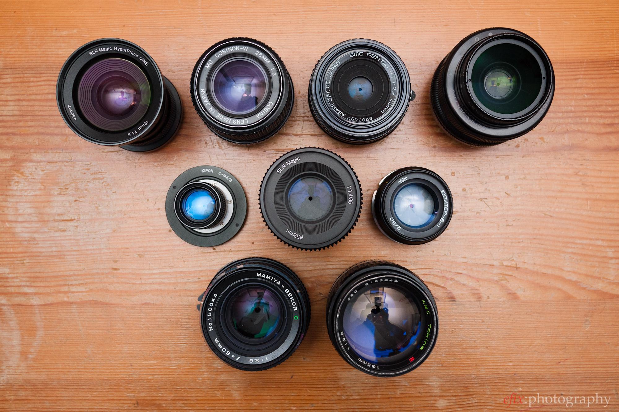 Felix Esser The Phoblographer Lenses Apertures