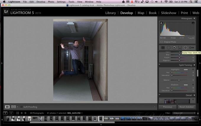 Chris Gampat The Phoblographer Adobe Lightroom 5 beta Radial Filter demo (1 of 9)